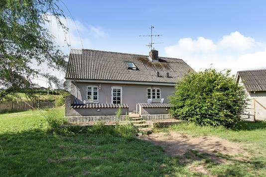 Villa på Hedemøllevej i Bjerringbro - Ejendommen