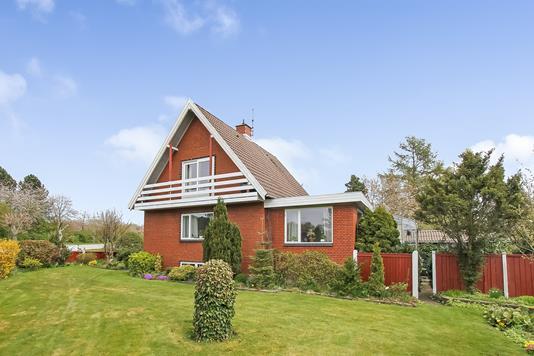 Villa på Nørregade i Bjerringbro - Ejendommen