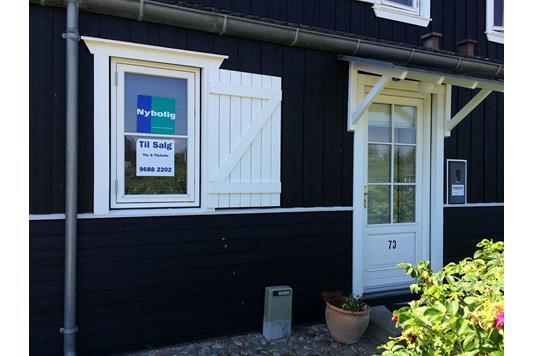 Fritidsbolig på Agger Havn Feriecenter i Vestervig - Facade