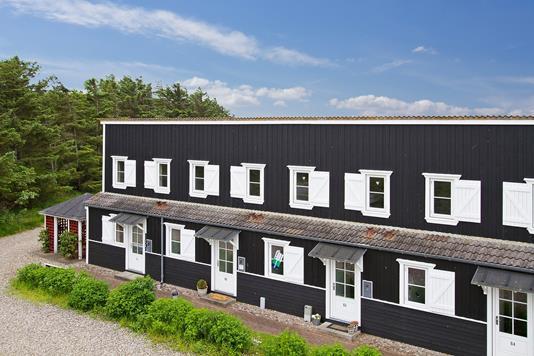 Fritidsbolig på Agger Havn Feriecenter i Vestervig - Ejendommen