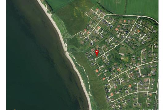Fritidsgrund på Gunhildsvej i Vestervig - Område