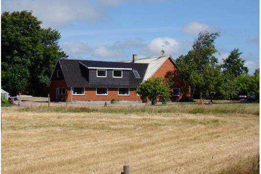 Villa på Oddesundvej i Hurup Thy - Facade