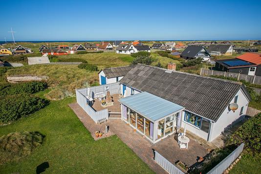 Villa på Blaabærvej i Vestervig - Ejendommen