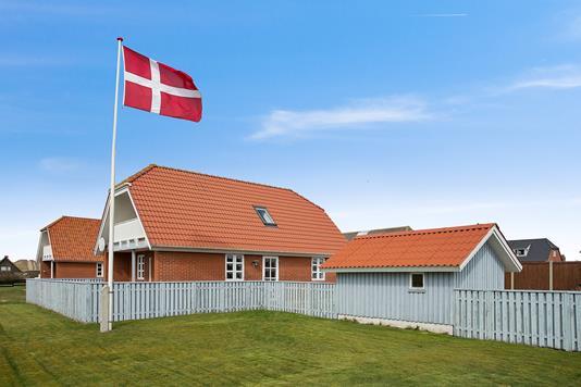 Villa på Vesterhavsvej i Vestervig - Ejendommen