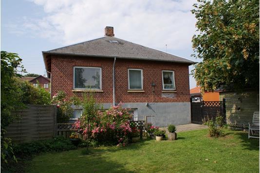 Villa på Vestervigvej i Bedsted Thy - Facade