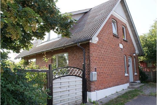 Villa på Rosen Alle i Bedsted Thy - Facade