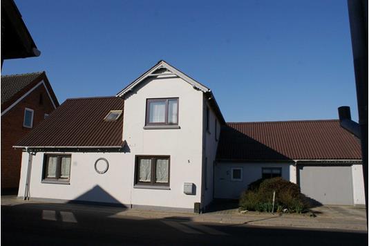 Villa på Storegade i Thyholm - Facade