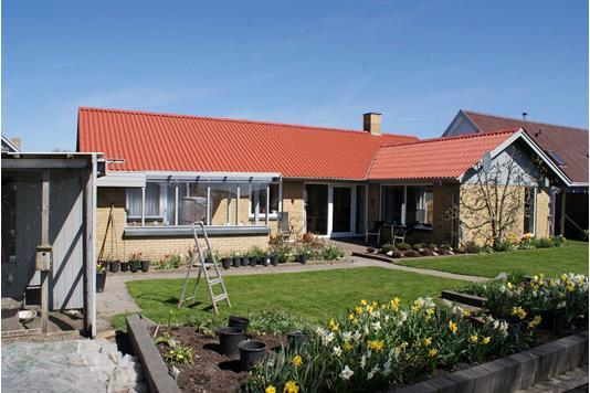 Villa på Nørbyvej i Thyholm - Ejendommen