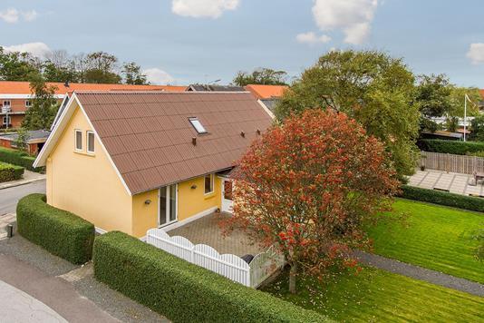 Villa på Nørregade i Hurup Thy - Ejendommen