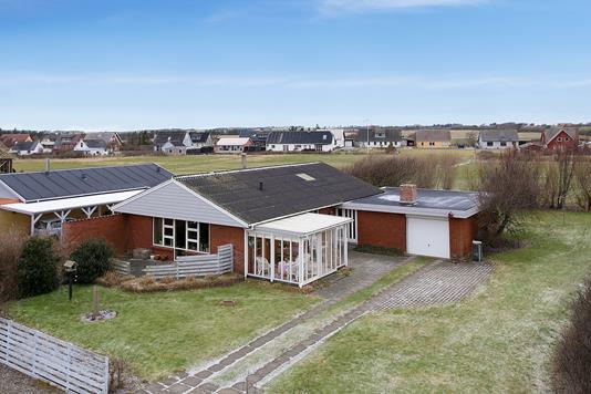 Villa på Krik Strandvej i Vestervig - Ejendommen