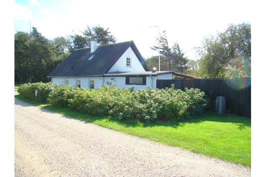 Villa på Lodbjergvej i Vestervig - Ejendommen