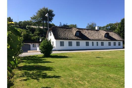 Villa på Fjordstræde i Hurup Thy - Ejendommen