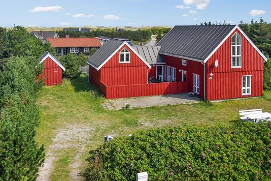 Villa på Nordsøvej i Thisted - Ejendommen
