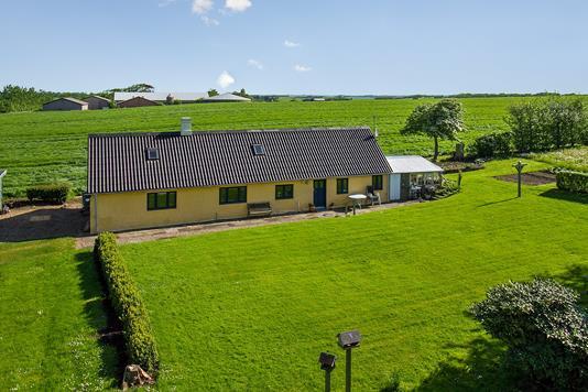 Villa på Kilsgårdvej i Hurup Thy - Ejendommen