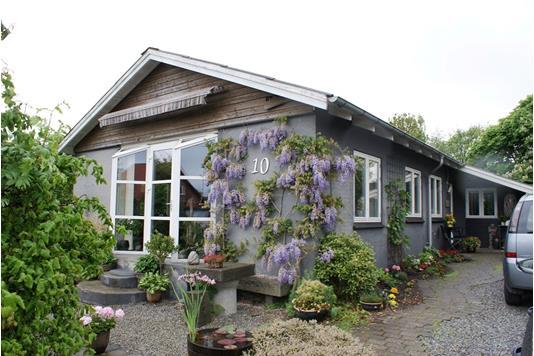 Villa på Aagade i Vestervig - Facade