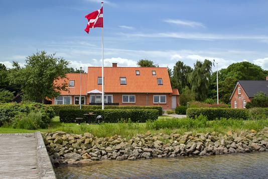 Villa på Tambogade i Thyholm - Ejendommen