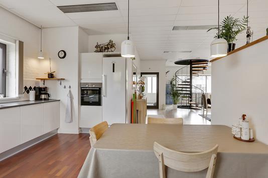 Villa på Vestervigvej i Bedsted Thy - Køkken