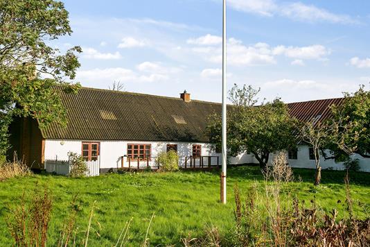 Villa på Hesterøroddevej i Øster Assels - Ejendommen