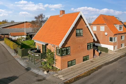 Villa på Ny Refsvej i Hurup Thy - Ejendommen