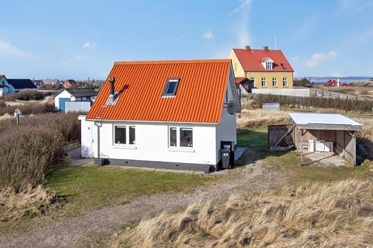 Villa på Nabevej i Vestervig - Ejendommen