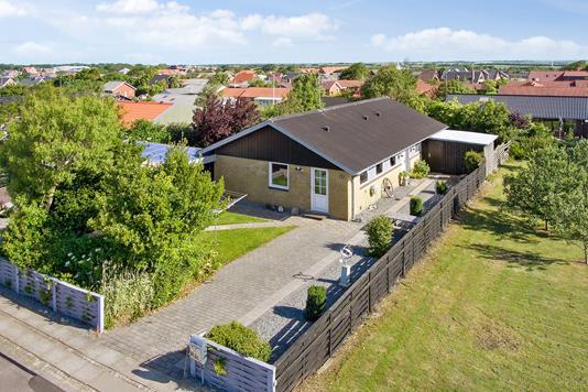 Villa på Møllebakken i Hurup Thy - Ejendommen