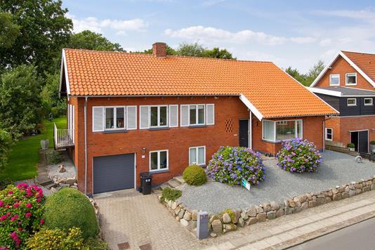 Villa på Kirkevej i Hurup Thy - Ejendommen