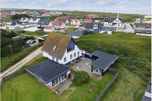 Villa på Fyrvej i Thisted - Beliggenhed