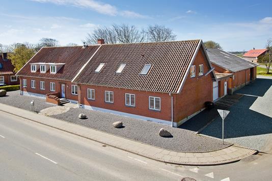 Villa på Vestervigvej i Bedsted Thy - Ejendommen
