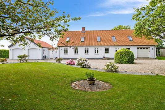 Villa på Dalgårdvej i Bedsted Thy - Ejendommen
