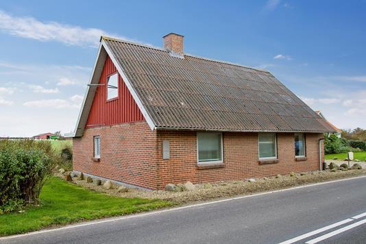 Villa på Ydbyvej i Hurup Thy - Ejendommen