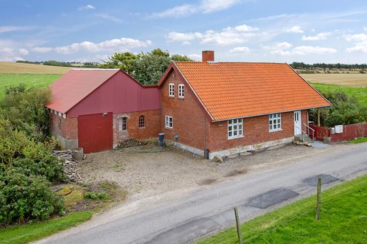 Villa på Randrupvej i Hurup Thy - Ejendommen