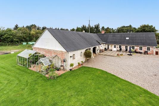 Villa på Hedegårdsvej i Bedsted Thy - Ejendommen