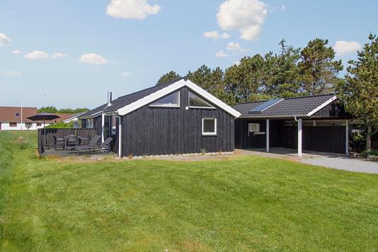 Villa på Niels Juels Vej i Snedsted - Ejendommen