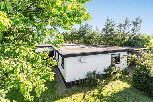 Villa på Skolegade i Bedsted Thy - Ejendommen