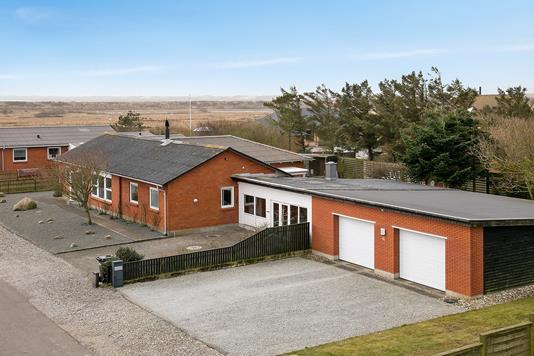 Villa på Fjordvej i Vestervig - Ejendommen