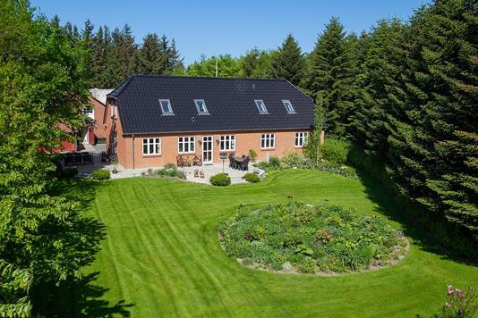 Villa på Oddesundvej i Snedsted - Ejendommen