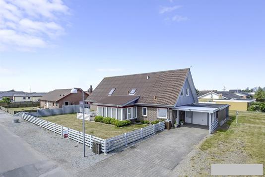 Villa på Enebærvej i Vestervig - Ejendommen