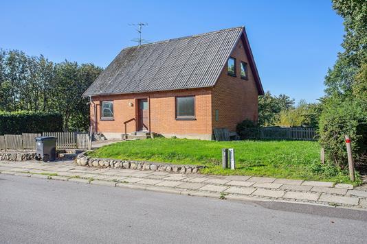 Villa på Kjærgaardsvej i Bedsted Thy - Ejendommen