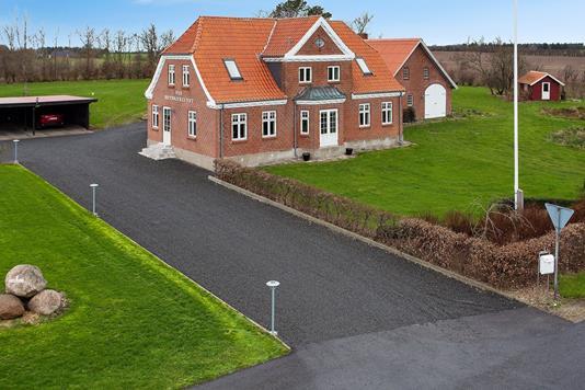 Villa på Tandrupvej i Bedsted Thy - Ejendommen