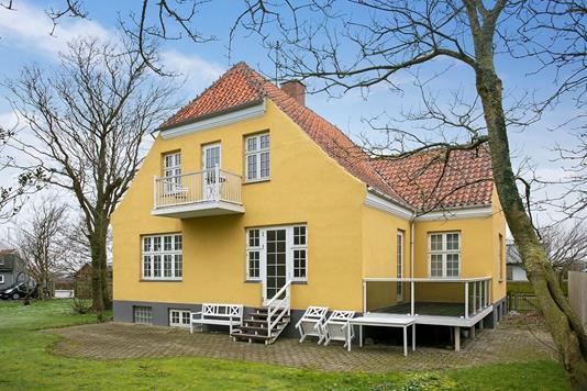 Villa på Vestergade i Vestervig - Ejendommen