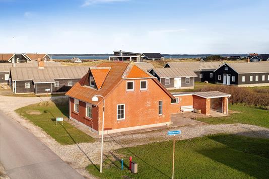 Villa på Aalumvej i Vestervig - Ejendommen