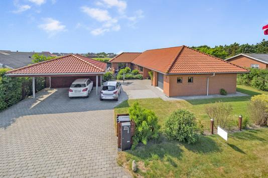 Villa på Svanholmvej i Vestervig - Ejendommen