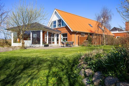 Villa på Præstegårdsvej i Vestervig - Ejendommen