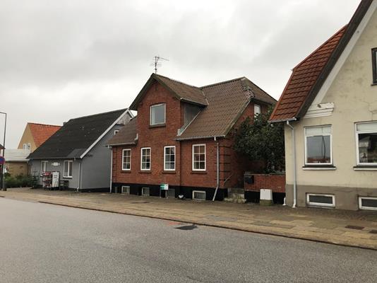 Villa på Bredgade i Hurup Thy - Andet
