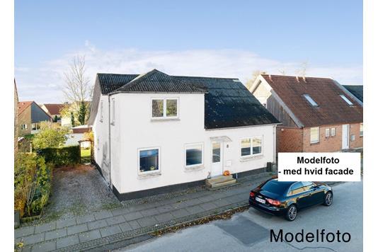 Villa på Aagade i Tørring - Modelfoto