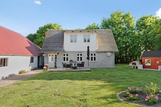 Villa på Skovhussvinget i Tørring - Ejendommen