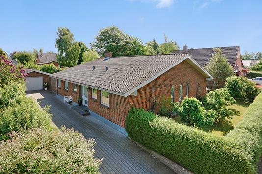 Villa på Abildtoft i Tørring - Ejendommen