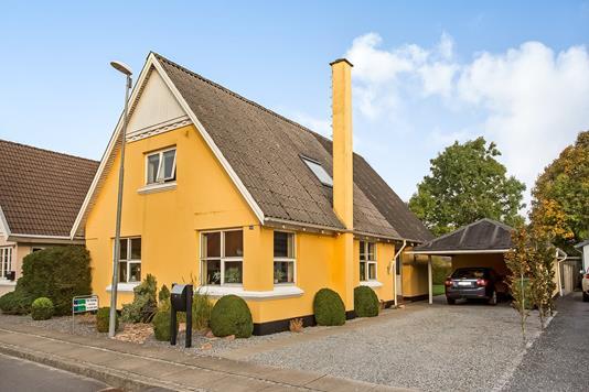 Villa på Solfang i Tørring - Ejendommen