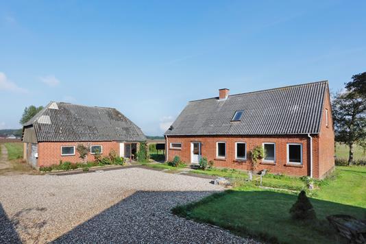Villa på Nymarksvej i Flemming - Andet