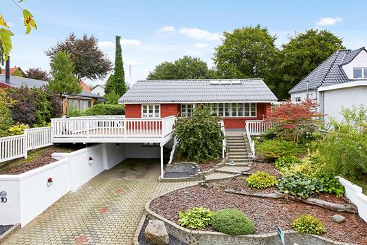 Villa på Skovbakken i Give - Andet